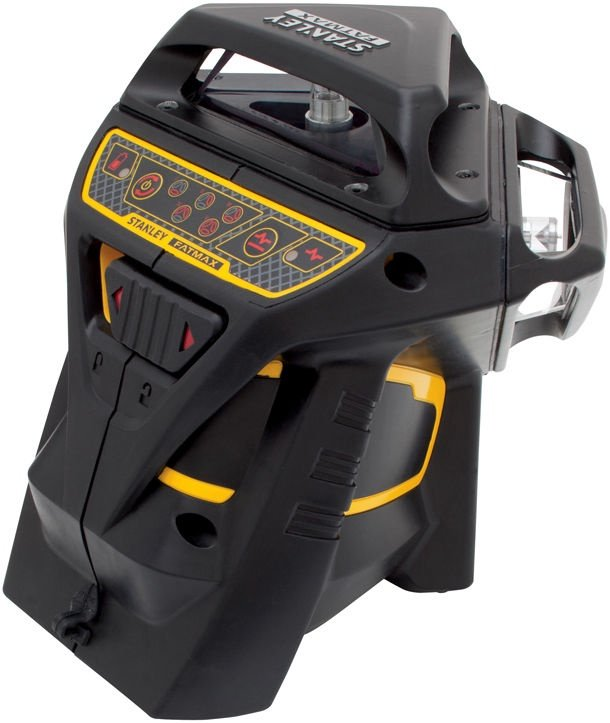 Gulsčiukas Stanley FatMax X3R Red Light Laser Level
