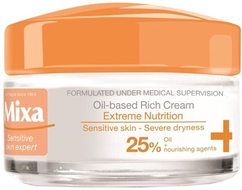 Mixa Extreme Nutrion Oil - Based Rich Cream 50ml
