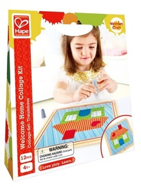 Hape Welcome Home Collage Kit Cottage 5105