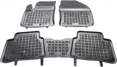 Gumijas automašīnas paklājs REZAW-PLAST Toyota Prius IV 2015, 3 gab.