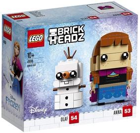 LEGO Brick Headz Anna & Olaf 41618