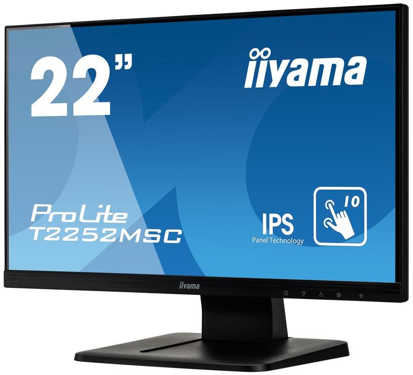 Monitorius Iiyama T2252MSC-B1