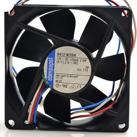 Ebmpapst Fan Power 8412 N/2GH 80mm