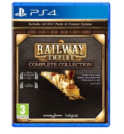 Railway Empire Complete Collection PS4
