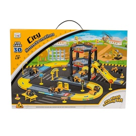 SN My First Racing Set City Construction 513121293