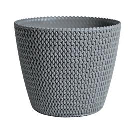 Вазон Prosperplast Indoor Plant Pot 18.7x15.8cm Grey
