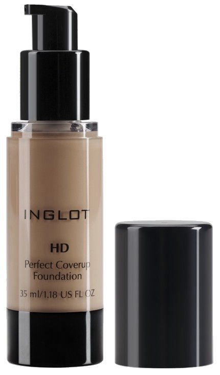 Inglot HD Perfect Cover Up Foundation 35ml 74