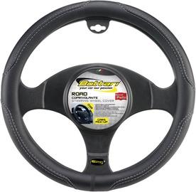 Оплетка руля Bottari Road Steering Wheel Cover Black-White