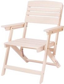 Folkland Timber Heini Chair White