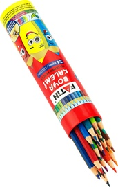 Pensan Fatih Coloring Pencils 24pcs PE33225