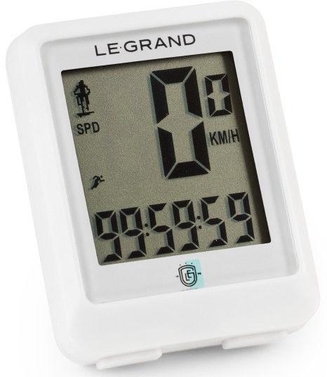 Legrand Bicycle Computer C11W White