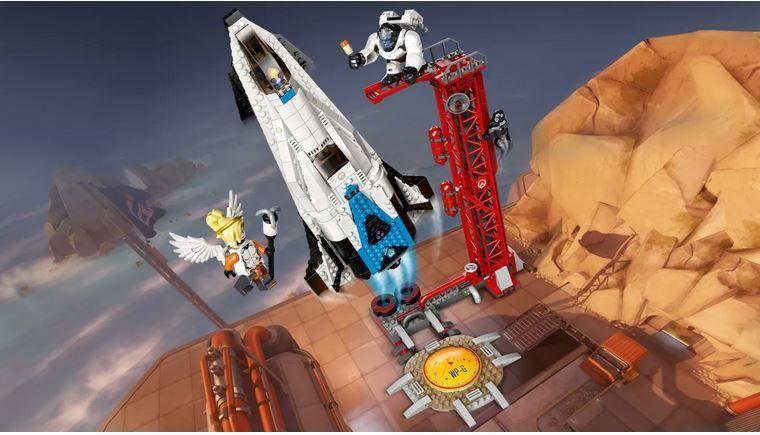 Конструктор Lego Overwatch Watchpoint Gibraltar 75975 - Krauta.ee