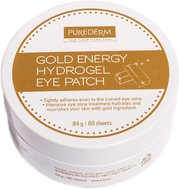 Purederm Gold Energy Hydrogel Eye Patch 60pcs