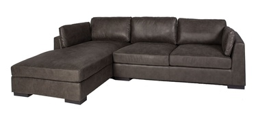 Home4you Malena Corner Sofa Left Side Grey