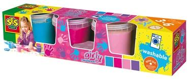 SES Creative Finger Paints Modern Colours 4pcs 00304
