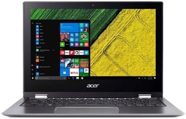 Nešiojamas kompiuteris Acer Spin 1 SP111-32N Grey + Stylus NX.GRMEP.001/C6226721