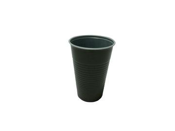 Vienkartinės stiklinės karštiems gėrimams, 200 ml, 10 vnt