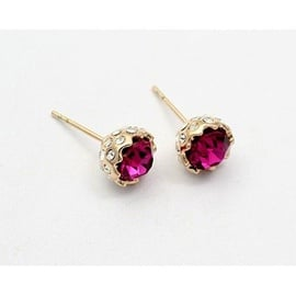 Vincento Earrings With Swarovski Elements CE-1080