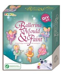 Kūrybinis rinkinys Ballerina Mould & Paint 525022160