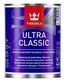 Krāsa koka fasādēm Tikkurila Ultra Classic C, 0.9 l