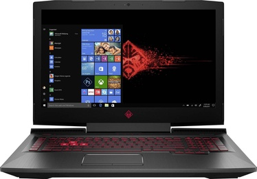 HP Omen 17-an106nw Black 4TW06EA|2M21T32