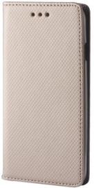Mocco Smart Magnet Book Case For Nokia 7 Plus Gold