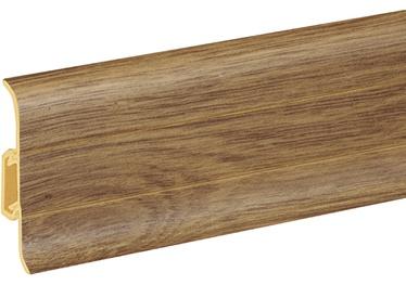 Põrandaliist PVC Premium MAT108 22x59mm 2,5m