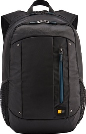 "Case Logic Jaunt Backpack for Notebook and Tablet 15.6"" Black"