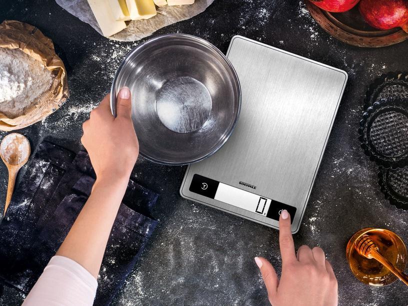 Электронные кухонные весы Soehnle Page Profi 200, нержавеющей стали