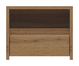 WIPMEB Tahoe TA-25 Bedside Table Wotan Oak
