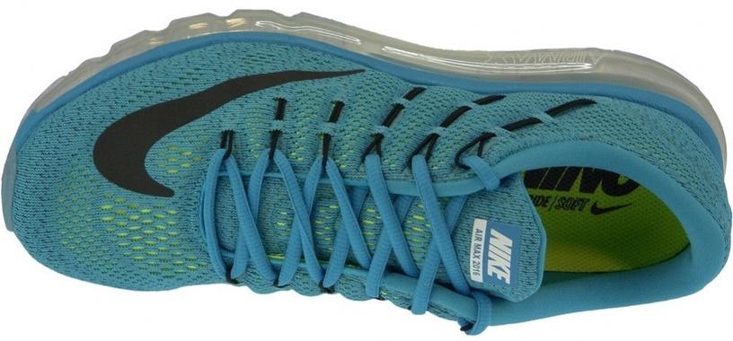 Nike Running Shoes Air Max 2016 806771-400 Blue 45