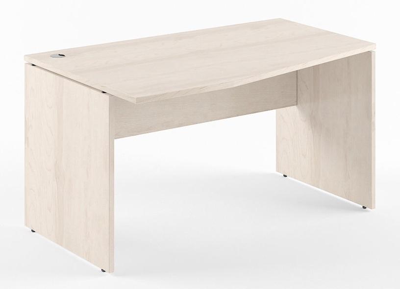Skyland Xten XCT 169 L Work Desk 160x90cm Beech Tiara