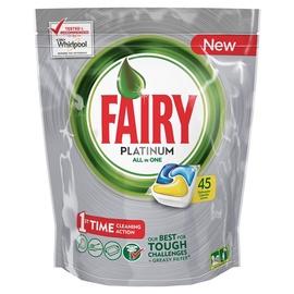 Indaplovių kapsulės Fairy Platinum, 45 vnt.