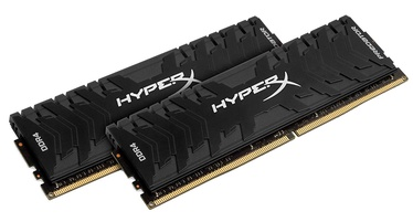 Kingston HyperX Predator Black 16GB 3600MHz CL17 DDR4 KIT OF 2 HX436C17PB4K2/16