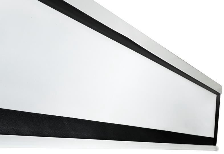 Projektoriaus ekranas 4World Electric Wall Projection Screen 09455