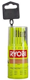 Ryobi HSS-G Drill Set 13pcs
