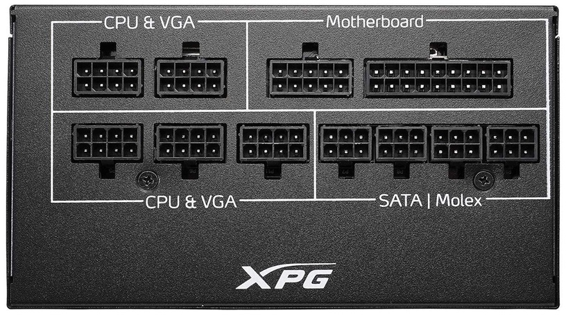 ADATA XPG Core Reactor Modular PSU 80 Plus Gold 750W