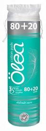 Olea Cotton Pads 80+20pcs