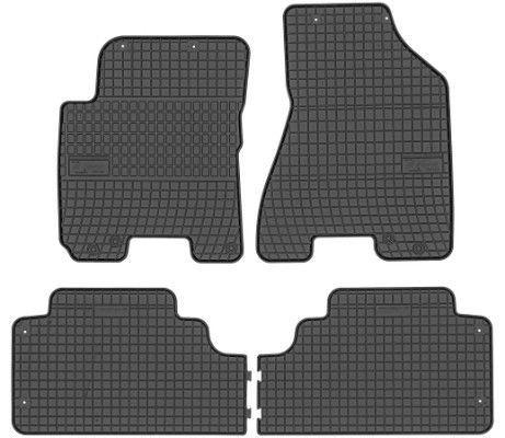 Gumijas automašīnas paklājs Frogum Kia Sportage II / Hyundai Tucson, 4 gab.