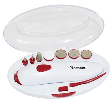 Vakoss Manicure Tool Kit PE-6301R
