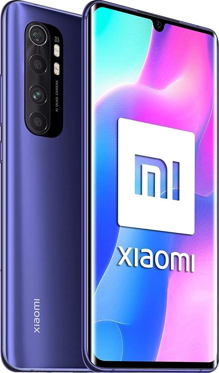 Mobilusis telefonas Xiaomi Mi Note 10 Lite Nebula Purple, 64 GB