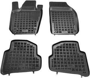 Резиновый автомобильный коврик REZAW-PLAST Skoda Fabia III 2014, 4 шт.