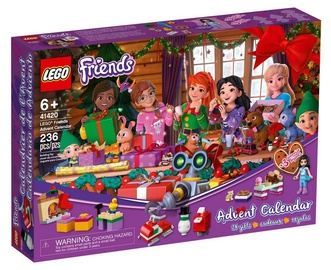 Constructor LEGO Friends Advent Calendar 41420