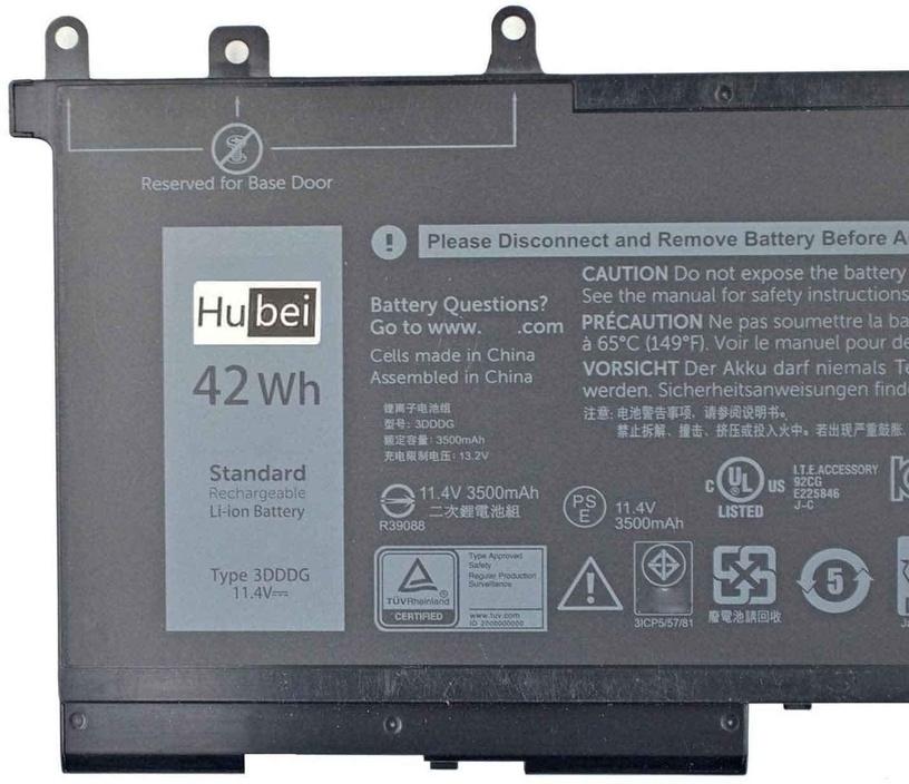 Dell 3VC9Y Battery 4200mAh