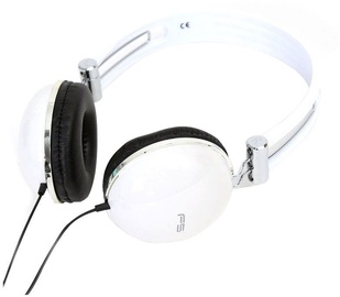 Omega Freestyle FH0900 Stereo Headset White