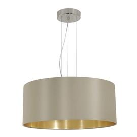 Pakabinamas šviestuvas Eglo Maserlo 31607, 3 x 60 W, E27