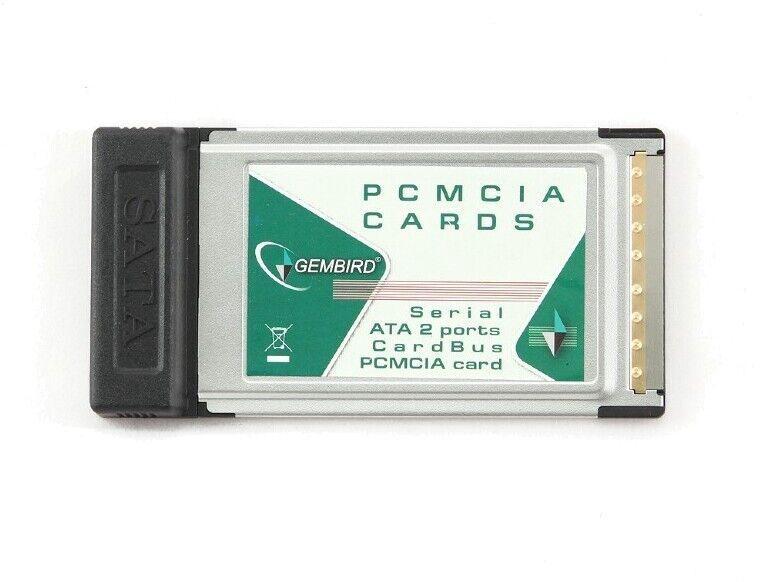Gembird PCMCIA-SATA2 Serial ATA CardBus