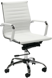 Home4you Work Chair Ultra White 27775