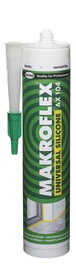 """Universalus hermetikas Makroflex """"MAKROSIL AX"""", 300 ml, baltas"""