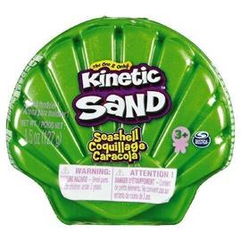 Spin Master Kinetic Sand Green Seashell